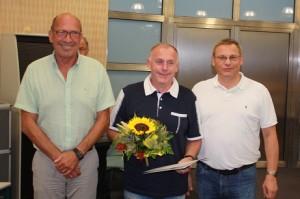 Rolf Beilschmidt, Ulrich Teichmann, Uwe Höhn (Foto: Kreissportbund)